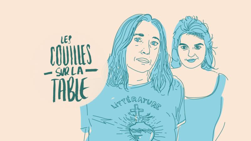 Virginie Despentes et Victoire Tuaillon